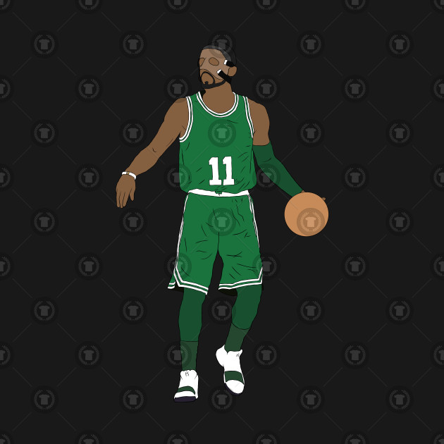 3d07697a0ea Masked Kyrie Irving T-Shirt. New!Back Print. Masked Kyrie Irving Masked Kyrie  Irving