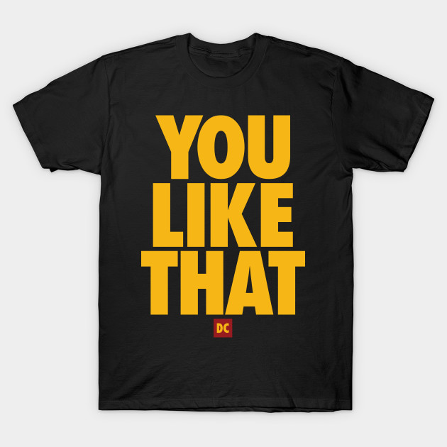 Redskins You Like That Cousins DC Football by AiReal Apparel T-Shirt 37f130457