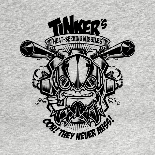 Tinker's Heat-Seeking Missiles