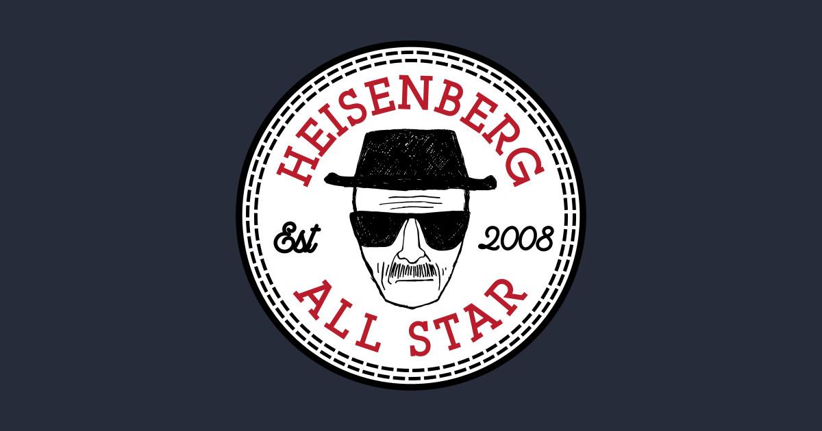 3fd407d727a9 Breaking Bad Heisenberg All Star Converse Logo - Breaking Bad ...