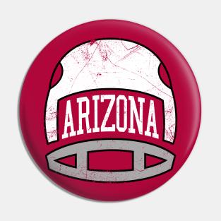 Classic Pins Arizona Cardinals Helmet Pin