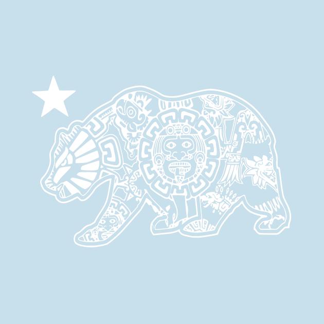 California Aztec Bear