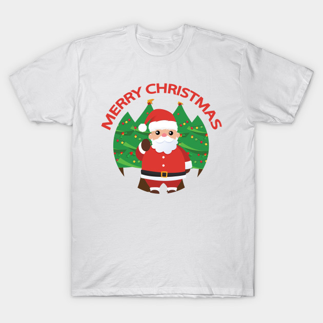 Santa claus Christmas T-Shirt