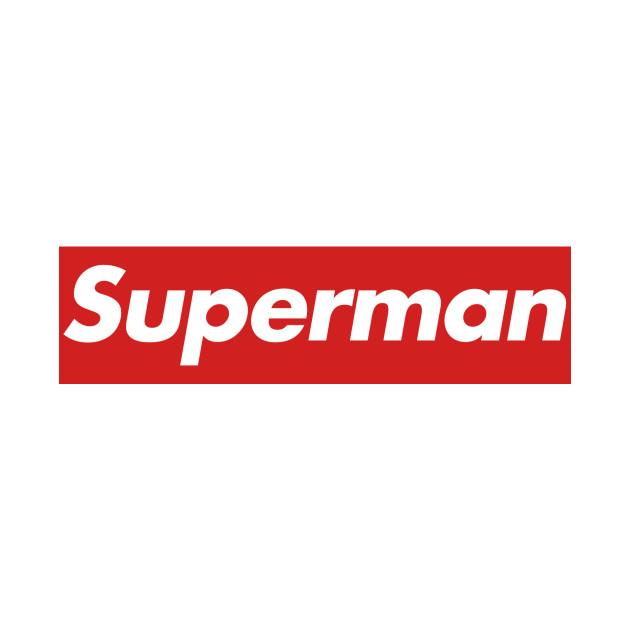 2bda60f3aca7 Supreme Superman - Supreme Superman - T-Shirt | TeePublic