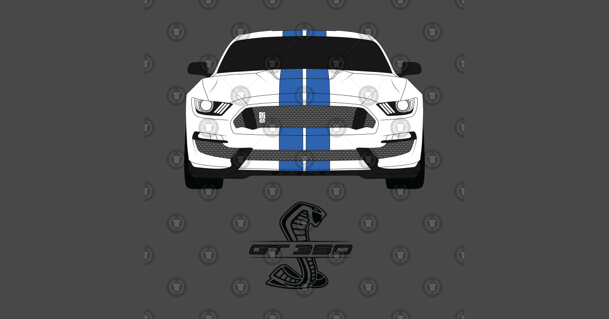 10 Best Cars For Tall People No More Cramming: Shelby GT350 - Mustang - Sticker