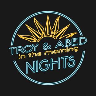 Nights!!! t-shirts