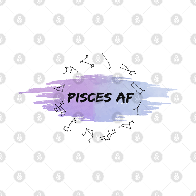 Pisces Af : Spiritual Birth signs