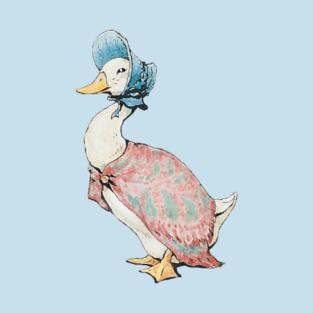 Beatrix Potter, Jemima Puddle Duck T-Shirt