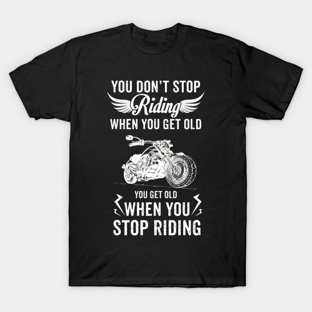 Time Spent Riding my VTR1000 Motorcycle Biker Nostalgia Gift T-Shirt