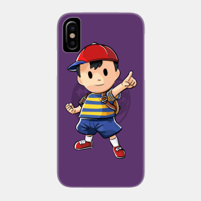 Earthbound Beginnings Phone Cases - iPhone and Android