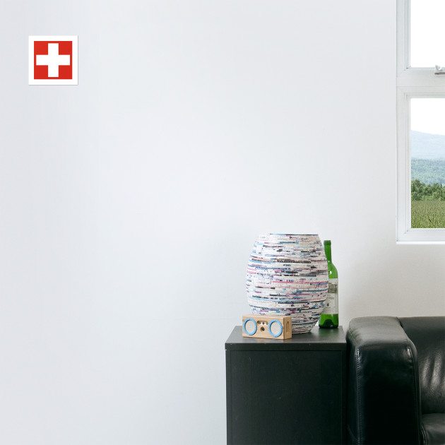 Switzerland Flag - Swiss Cross