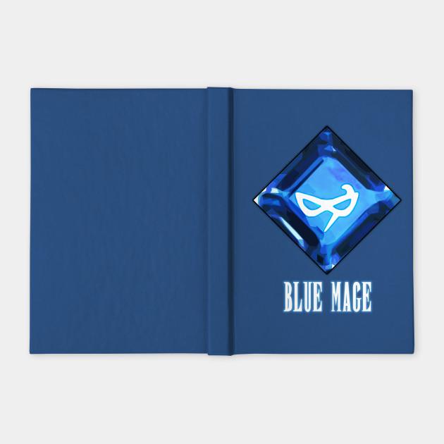 Blue Mage Soul Crystal