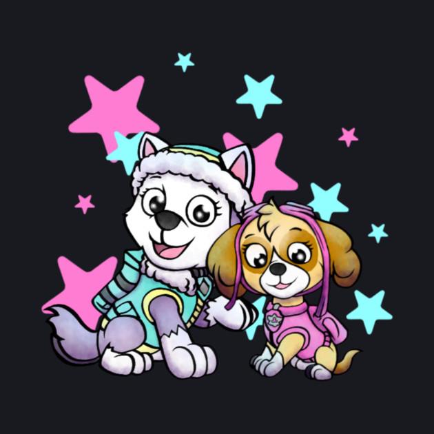 Girl pups!