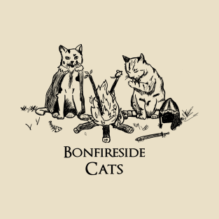 Bonfireside Cats