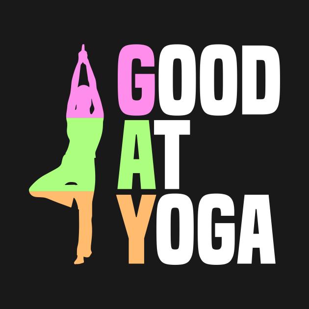 Good At Yoga Vriksasana Tree Pose