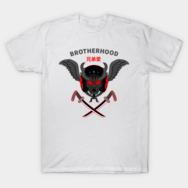 Samurai Rider t-shirt