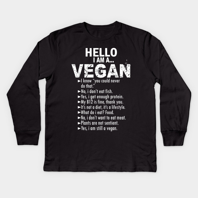 Vegan Gift T Shirt For Vegans Food