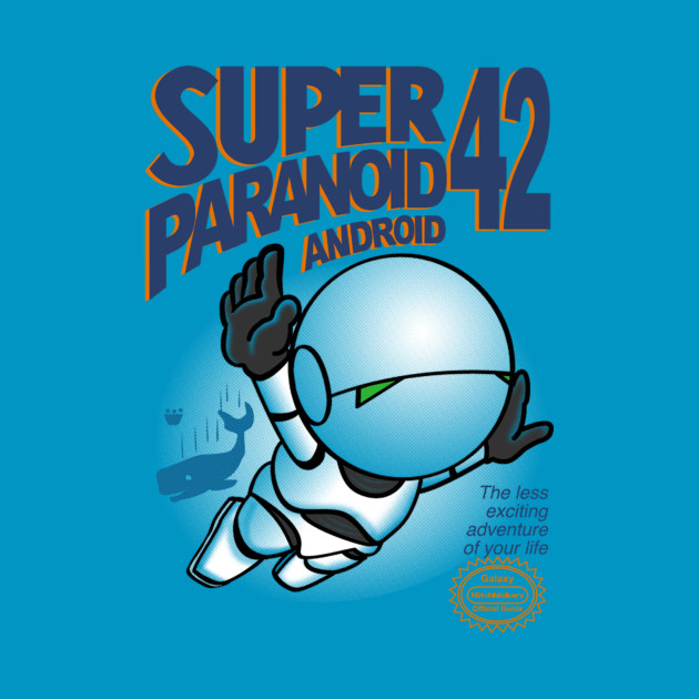 super paranoid android