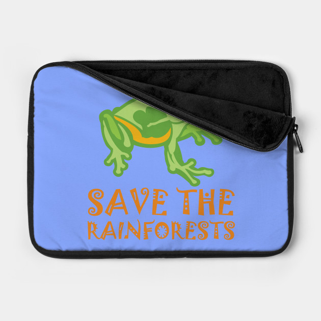 Save the Rainforests Tree Frog