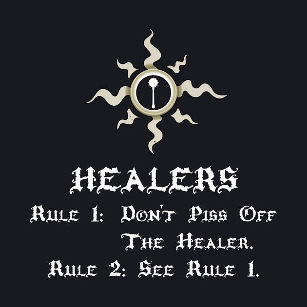 Healers!
