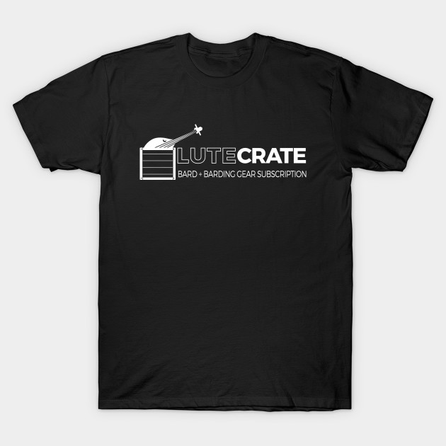 D&D Tee - Lute Crate