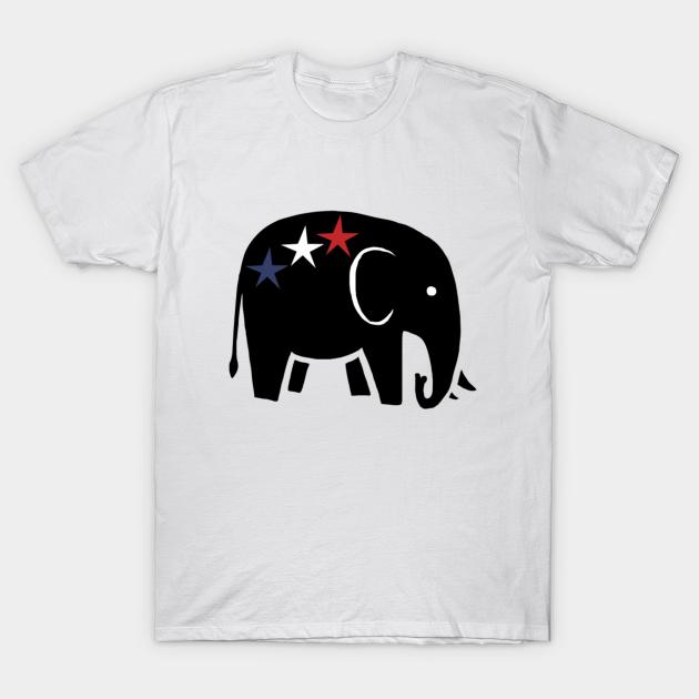 Details about  /President Trump 2020 Republican Elephant Trump Supporter T-Shirt