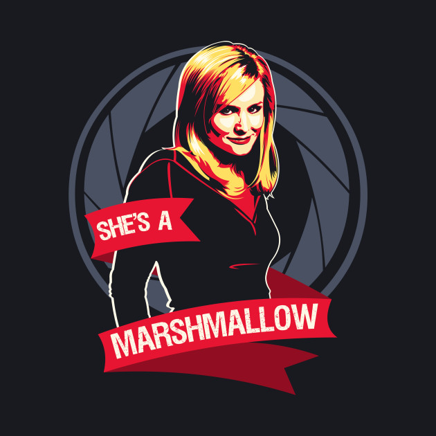 She's A Marshmellow
