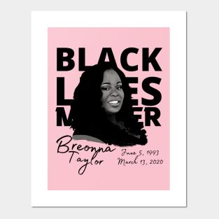 Breonna Taylor Matters Posters And Art Prints Teepublic