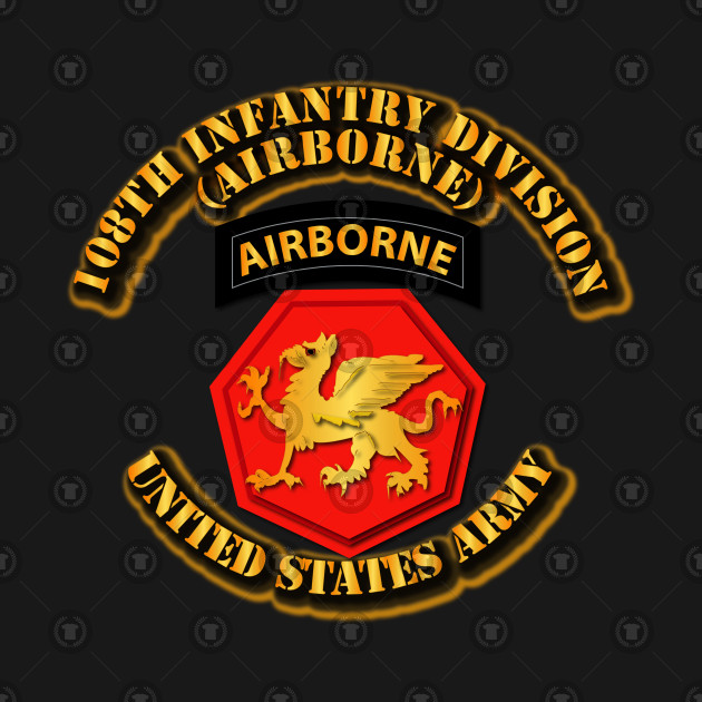 108th Infantry Division - Airborne