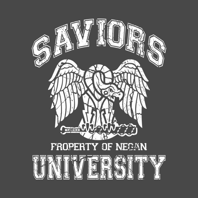 Saviors University T-Shirt
