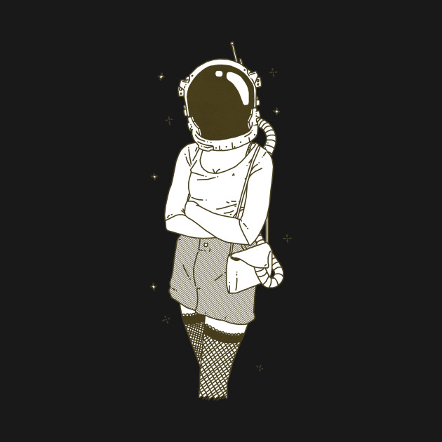 The Woman In Space
