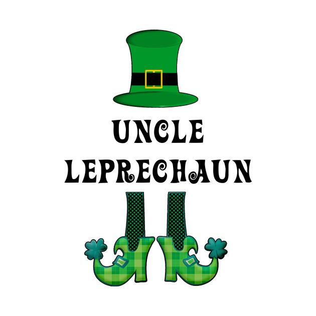 St Patrick's St Paddy's St Patty's Day Uncle Leprechaun