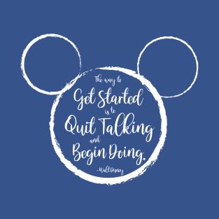 Walt Disney Quotes T-Shirts | TeePublic
