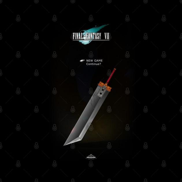 Final Fantasy 7 Continue?