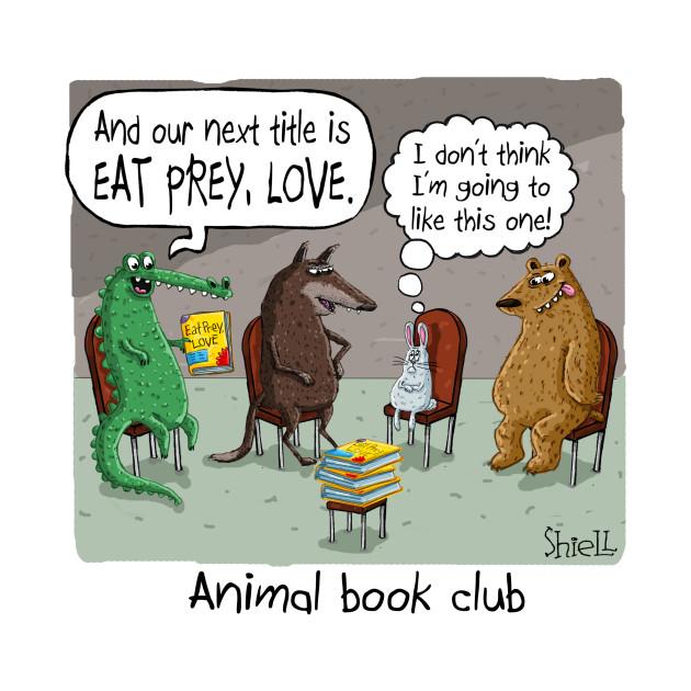 Eat Prey Love