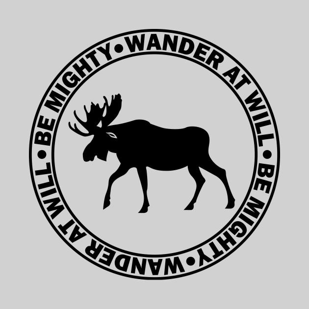 Wander at will