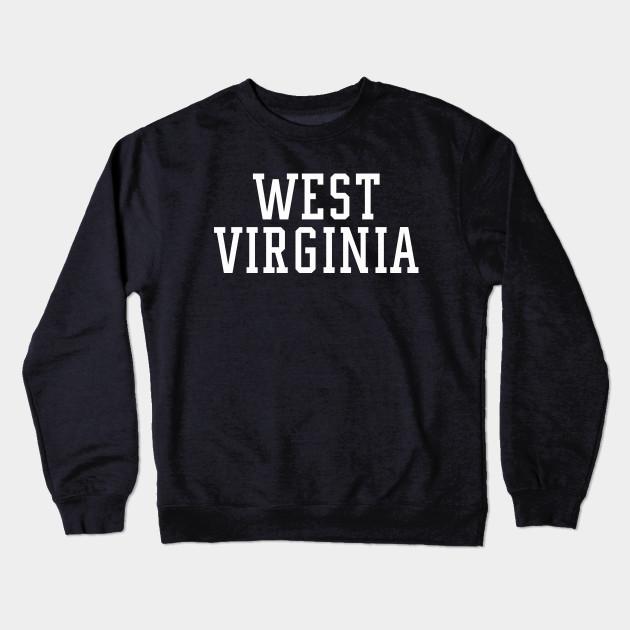 d572b606 West Virginia - Wv - Crewneck Sweatshirt   TeePublic