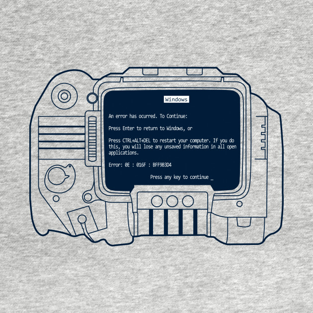 Windows for Pipboy