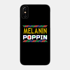 factory price 4daaf 74e66 Melanin Poppin Phone Cases - iPhone and Android | TeePublic