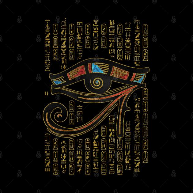 Egyptian Eye of Horus Ornament