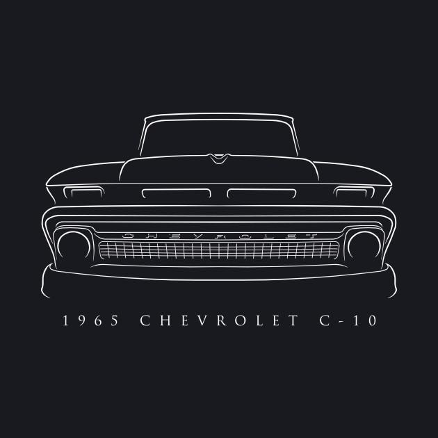 1965 Chevy C-10 Pickup