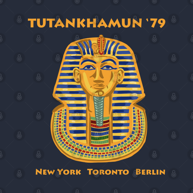 King Tut Tour 1979