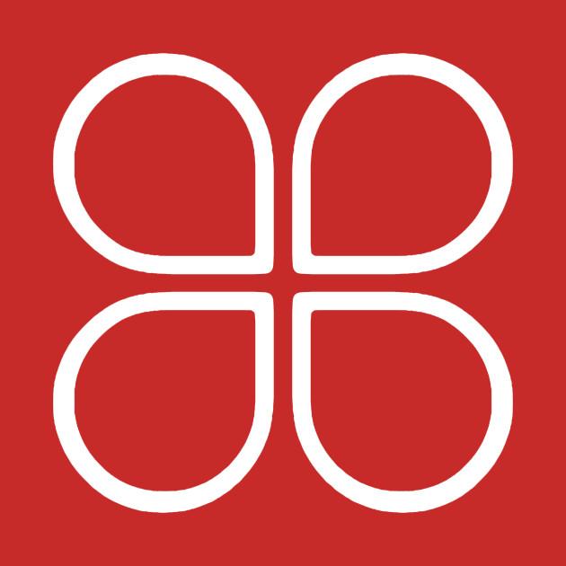 HybridClover Logo Outline