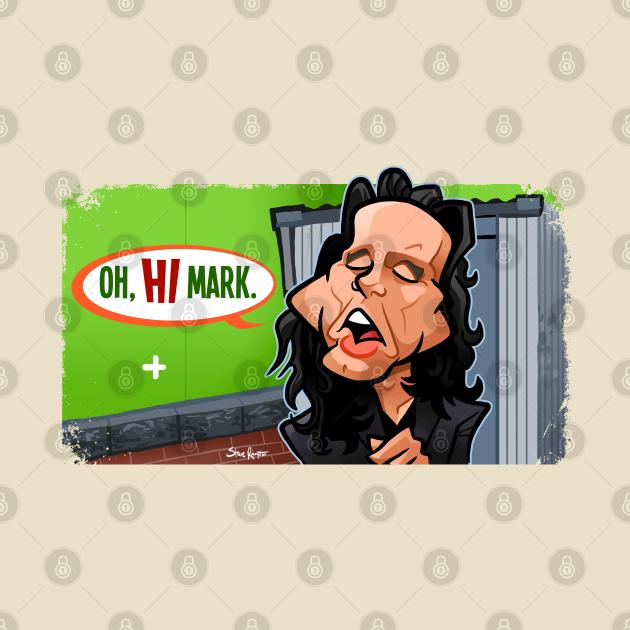 Oh Hi Mark (Green Screen)