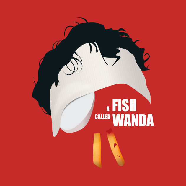 A Fish Called Wanda - Alternative Movie Poster