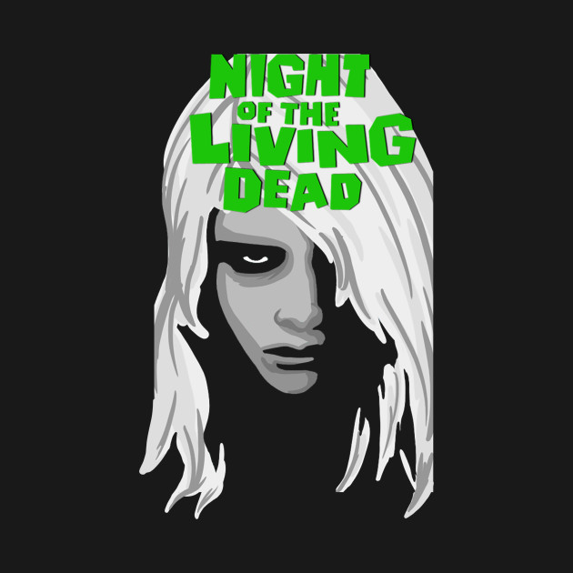 night of the living dead zombie girl