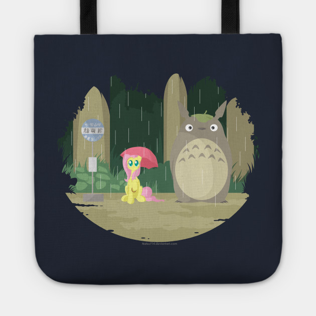 Flutters and Totoro