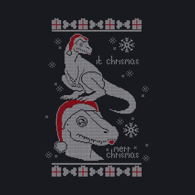 It Chrismas (Sweater)