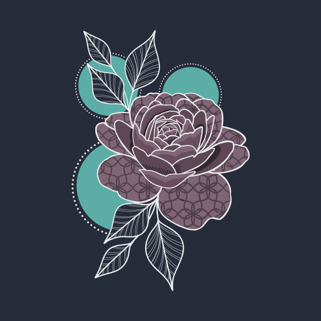 Muted Bloom