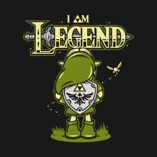 I Am Legend t-shirts
